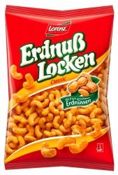 Lorenz Erdnuss Locken 200 g