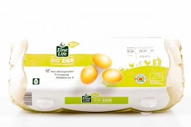 Bio Eier 10 Stück