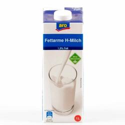 aro Fettarme H-Milch 1,5% 1l