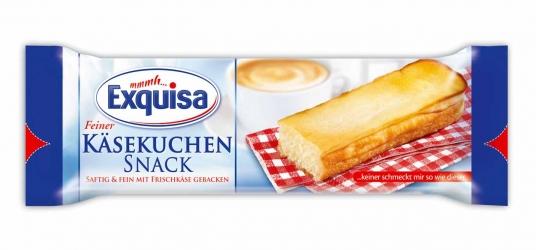 Exquisa Käsekuchen-Snack 70g