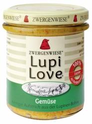 Zwergenwiese LupiLove Gemüse 165g