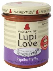 Zwergenwiese LupiLove Paprika-Pfeffer 165g