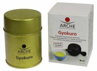 Arche Naturküche Gyokuro feiner Blatttee 40g