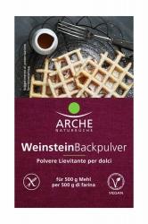 Arche Naturküche Weinstein Backpulver 3Stück