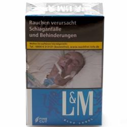 L&M Blue 20 Stück
