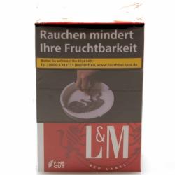 L&M Red 20 Stück