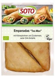 SOTO vegetarische Spezialitäten Empanadas ´Tex-Mex´ 250g
