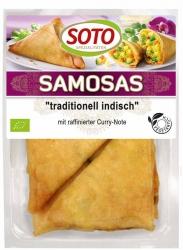 SOTO vegetarische Spezialitäten Samosas 250g