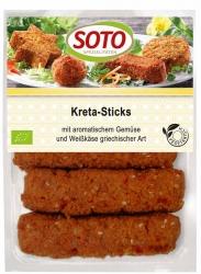 SOTO vegetarische Spezialitäten Kreta Sticks 5x35g