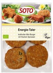 SOTO vegetarische Spezialitäten Energie Taler 250g
