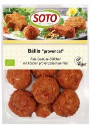 SOTO vegetarische Spezialitäten Bällis ´provencal´ 250g