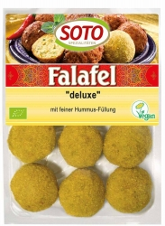 """SOTO vegetarische Spezialitäten Falafel """"deluxe"""" 220g"""