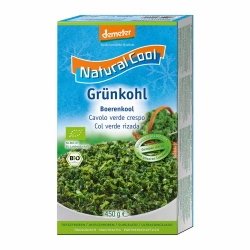 Natural Cool Grünkohl in Portionen 450g