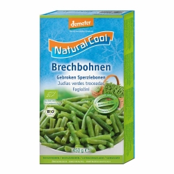 Natural Cool Brechbohnen 450g