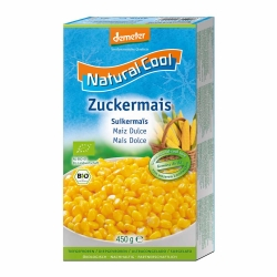 Natural Cool Zuckermais 450g