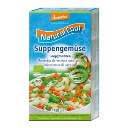 Natural Cool Suppengemüse 450g