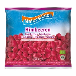 Natural Cool Himbeeren 300g