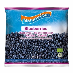 Natural Cool Heidelbeeren 300g