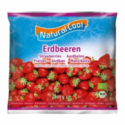 Natural Cool Erdbeeren 300g