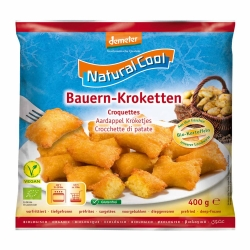 Natural Cool Bauern Kroketten 400g