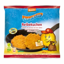 Natural Cool Reibekuchen 480g
