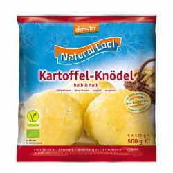 Natural Cool Kartoffel-Knödel halb und halb 4x125g