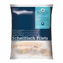 Wild Ocean Schellfisch Filets natur 500g