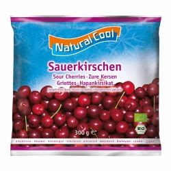 Natural Cool Sauerkirschen 300g