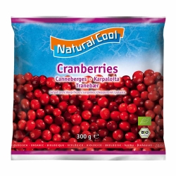 Natural Cool Cranberries 300g