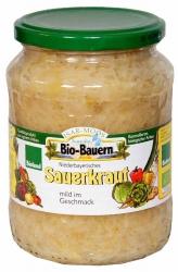 Isarmoos Bauern - Biohof Laurer Sauerkraut  680g