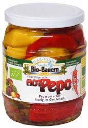 Isarmoos Bauern - Biohof Laurer Hot Pepo 480g