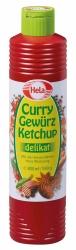 Hela Gewürzketchup Curry 800ml