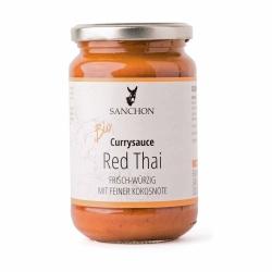 Sanchon Currysauce Red Thai 340g