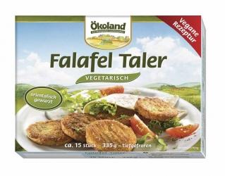 ÖKOLAND Falafel Taler vegetarisch 335g