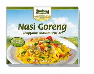 ÖKOLAND Nasi Goreng Reispfanne Indonesische Art 450g