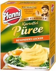 Pfanni Kartoffelpüree Locker 3x3 Portionen