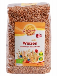 Antersdorfer Mühle Bio Weizen 1kg