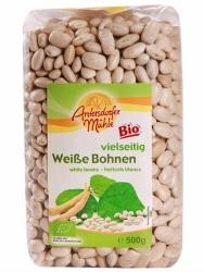 Antersdorfer Mühle Weiße Bohnen 500g