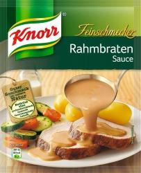 Knorr Feinschmecker Rahmbraten Sauce 250ml