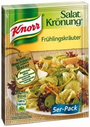Knorr Salatkrönung Frühlingskräuter 5er