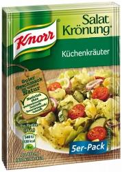 Knorr Salatkrönung Küchenkräuter 5er