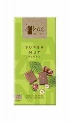 iChoc Super Nut - Helle Rice Choc 80g