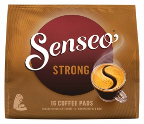 Senseo Coffee Pads Strong 16 Pads