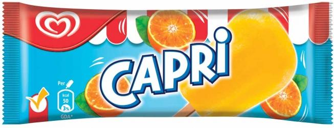 Langnese Capri Eis 55ml