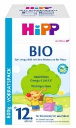 Hipp Bio-Kindermilch ab dem 12. Monat 800g