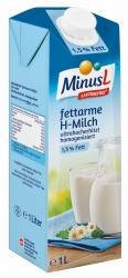 MinusL H-Milch Laktosefrei 1,5% 1l