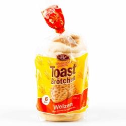 BL Toast Brötchen 6 Stück