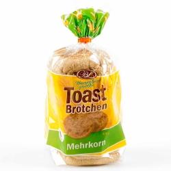 BL Toast Brötchen Mehrkorn 6 Stück
