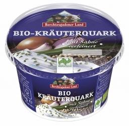 Berchtesgadener Land Bio Naturland Bio-Kräuterquark Fettstufe 200g