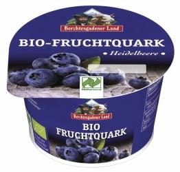 Berchtesgadener Land Bio Naturland Bio-Fruchtquark Heidelbeere 200g